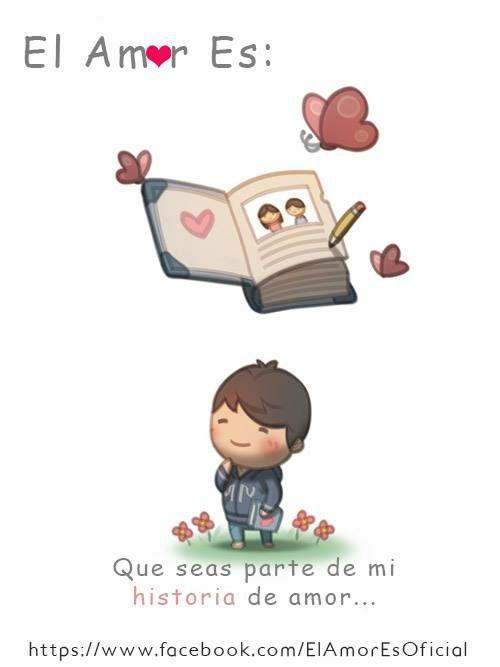 Hacer contigo mi historia de amor