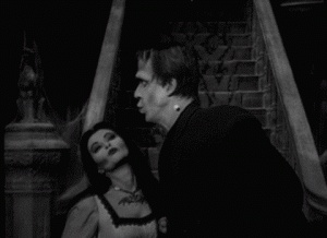 Mixed by BIZ:E! MNSTR! exclusively for NICKEL FUCKING BEER NIGHT 1. Figure - Munsters Theme Halloween edit ( SUPER FREAK MNSTR MASH Ft. Rick James ) | Gif + Music = Awesome! | Click To Hear The Music That Goes With This Gif.