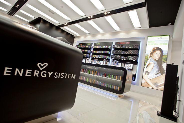 Ya puedes visitar nuestra #Store en Centro Comercial #Thader de Murcia #EnergyExperience #EnergySistem