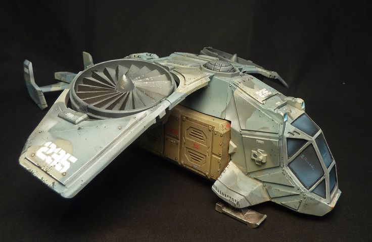 Our Dragonfly Mk II Transport ( https://puppetswar.eu/product.php?id_product=315 ) painted by David Woods.