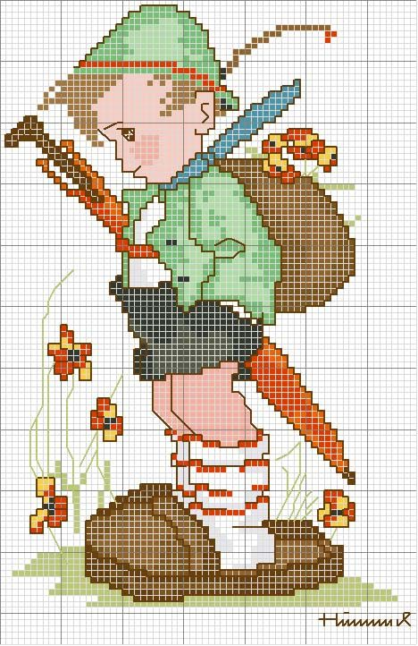 Mi Hummel Embroidery Designs