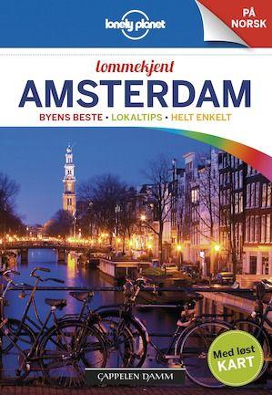 Lommekjent i Amsterdam. Nå på norsk!