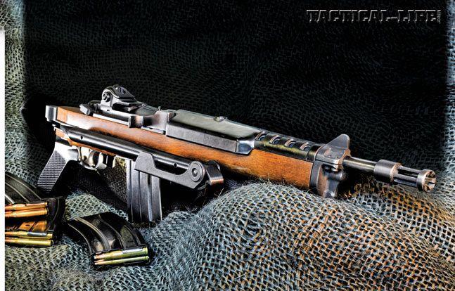 Ruger AC-556 5.56mm Carbine: Full-Auto Firestorm   Gun Review