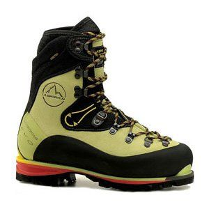 La Sportiva Nepal EVO GTX Mountaineering Boot  Womens Lime 405 ** This is an Amazon Affiliate link. Visit the image link more details.