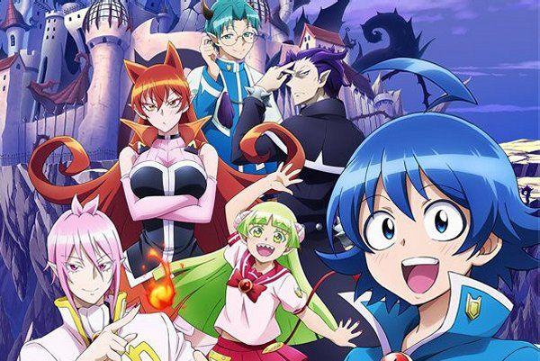 Crunchyroll Sets Mairimashita Iruma Kun Anime Regional