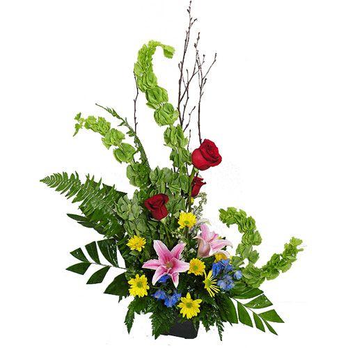 Flower Arrangements For Church Sanctuary: 30 Best Sanctuary Flowers Images On Pinterest