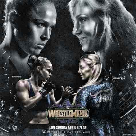 Charlotte vs. Ronda Rousey