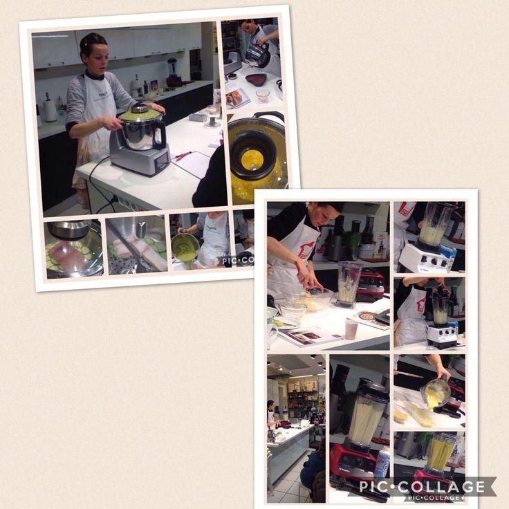 """Alcune immagini delle nostre dimostrazioni gratuite presentate da Clarissa ai fornelli della nostra cucina  In queste due sessioni di """"Cook Experience"""" sono state spiegate caratteristiche e funzioni di due prodotti di alta qualità: Power Blender di Vitamix e Cook Expert di Magimix. #villamontesiro #fratelli_villamontesiro #villa_casalinghi #ul_piatè_de_munt #cookexperience #kunzi #ilovekunzi #vitamix #vitamixitalia #magimix #magimixitalia #Clarissa_in_cucina"""