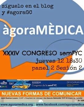 ágora MÉDICA: #agoraGC: CONGRESO semFYC 2014
