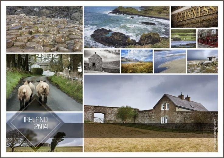 #Printable #Photo #Calendar 2014 - #Ireland   ester liquori design