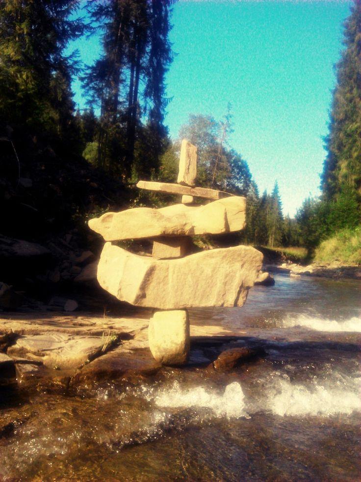 Vysoké Tatry - Osturnianský potok