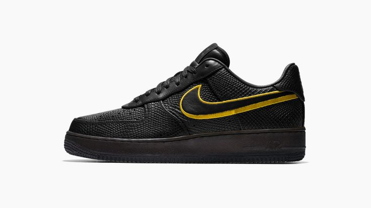 Five Things to Know About the Commemorative Kobe Bryant Black Mamba Air Force 1 - Nike News