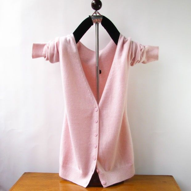 I love cardigans and this is amazing, i love the colour <3