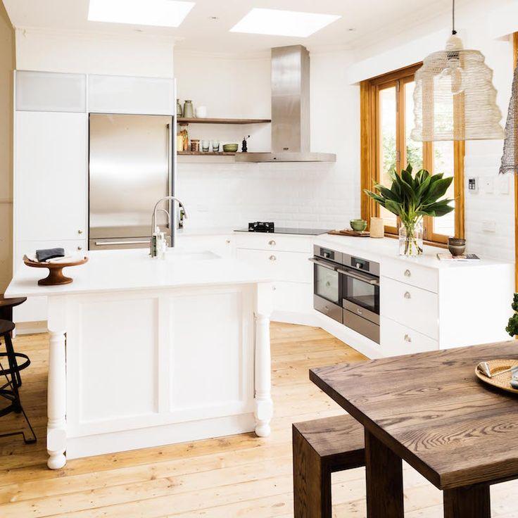 Renovation Rumble Kitchen: Kitchen & DiningThe Block Shop - Channel 9