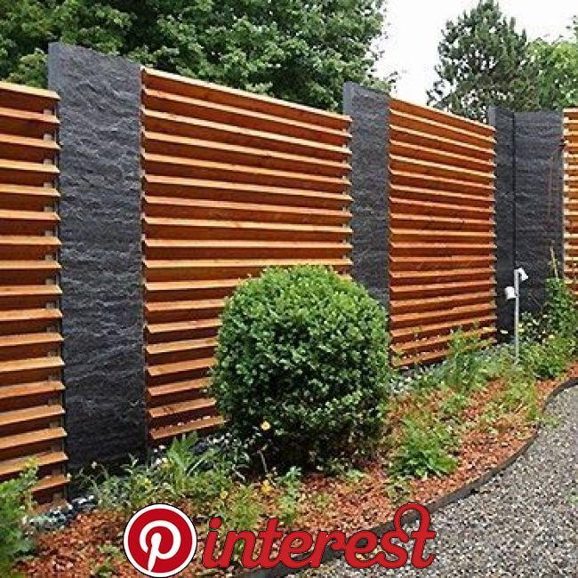 60 Best Ideas For Different Types Of Garden Fence Panels Selecting