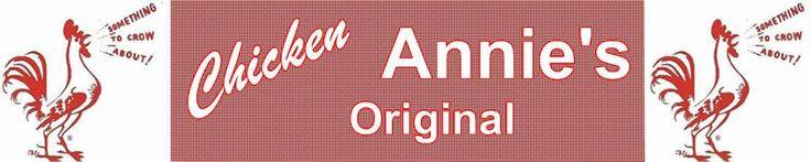 Chicken Annie's Original 1143 E. 600th Ave Pittsburg, Kansas 66762