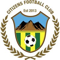 2013, Citizens F.C. (Windhoek, Namibia) #CitizensFC #Windhoek #Namibia (L12725)