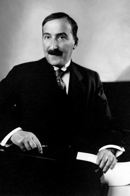 Stefan Zweig Stefan Zweig Dichter Und Denker Und Literatur