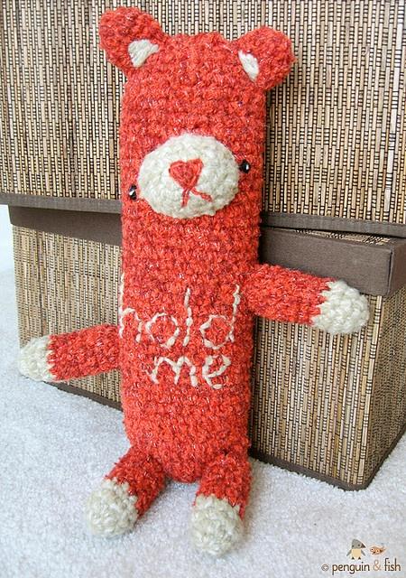 Gotta make this Long Teddy.so cute!