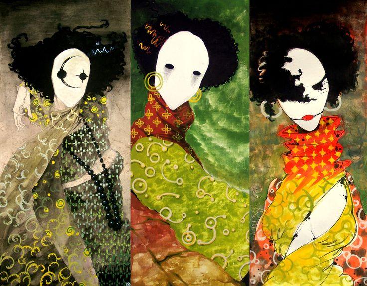 Tropical kabuki