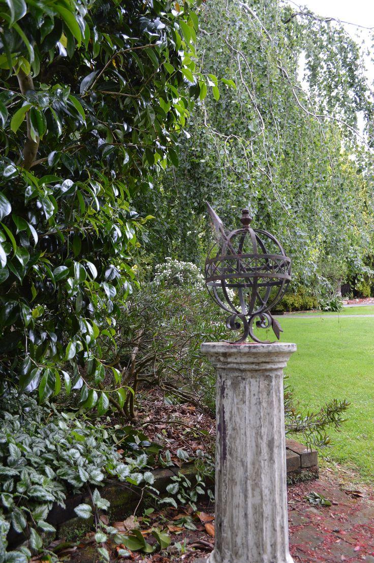 The garden at Studio 202 Levin NZ. Garden, studio and gallery of artist Ronda Turk. #artistgarden