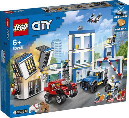 60246 Polizeistation Lego City Police Lego City Police Station Lego City