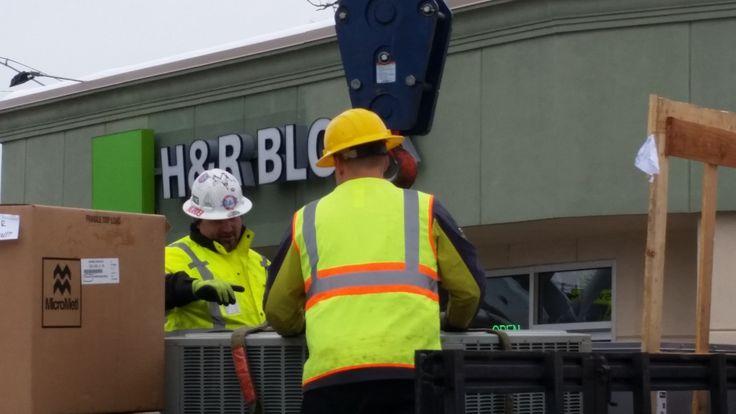 Commercial HVAC - H&R Block