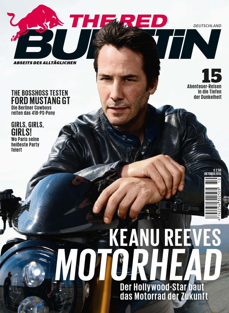 ISSUU - The Red Bulletin Oktober 2015 - DE by Red Bull Media House