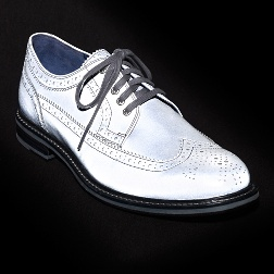 Cooper Square Wingtip Reflective - Men's Shoes: Colehaan.com