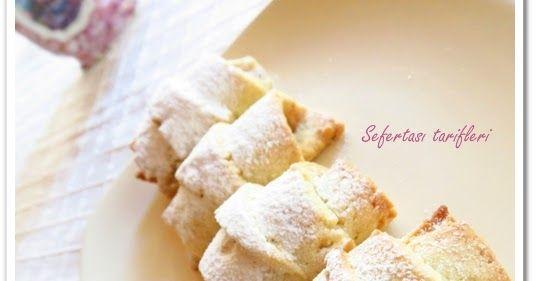 """Geçenlerde sevgili Nihan ın yaptığı elmalı kurabiyeleri görünce """" hamuru gevrek mi?"""" diye sormuştum . Çünkü ertesi gün yumuşayan el..."""