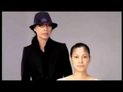 Японский массаж лица русский перевод - YouTube