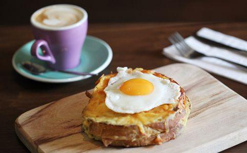 A-Z of Melbourne cafés