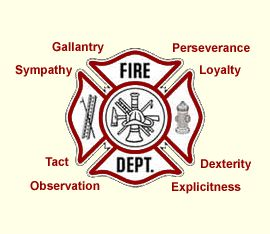 Maltese Cross #firefighting ~ Re-Pinned by Crossed Irons Fitness