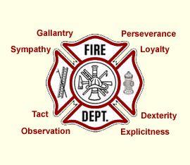 Maltese Cross #firefighting