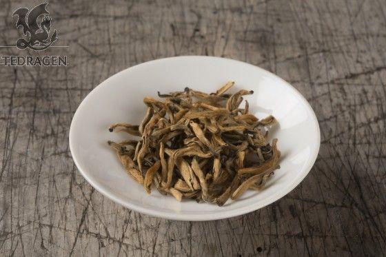 Dian Hong Gyldne knoppar Black Tea www.tedragen.no  Foto: www.tbfoto.no