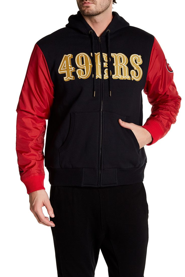 Skill Position 49ers Jacket
