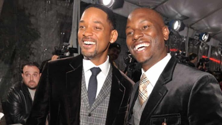 Will & Jada Smith Help Tyrese Gibson By Gifting Him $5M To Pay Legal fees