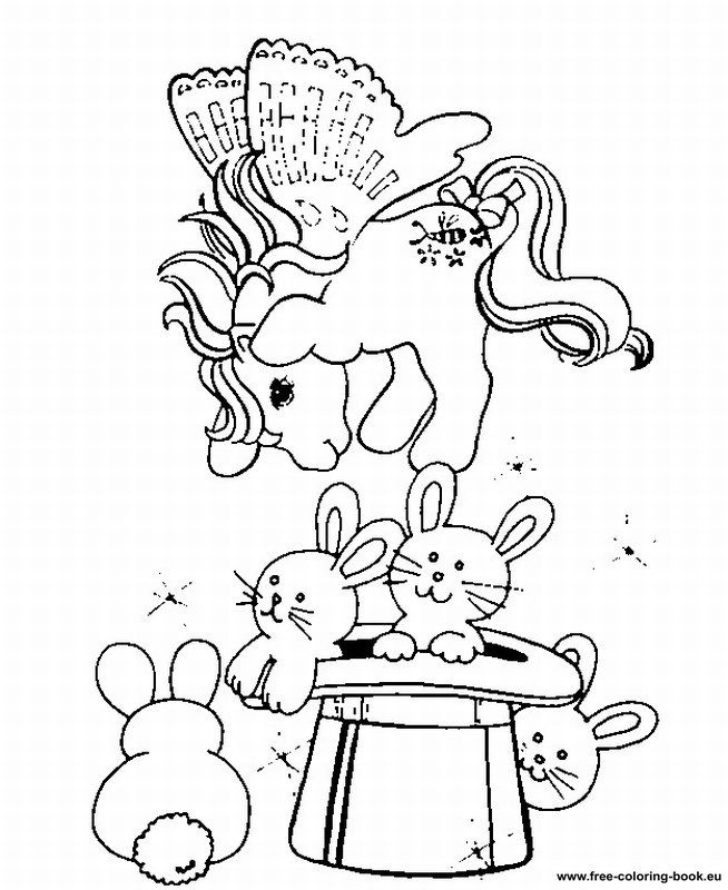 59 best My Little Pony Coloring Pages images on Pinterest | Coloring ...