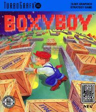 Play Boxyboy (NEC TurboGrafx 16) online | Game Oldies