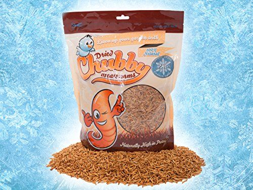 A lot of other sellers of dried mealworms describe their mealworms as freeze dried when they are not. The vast majority of the mealworms for sale in the US are microwave dried but are described as fre...