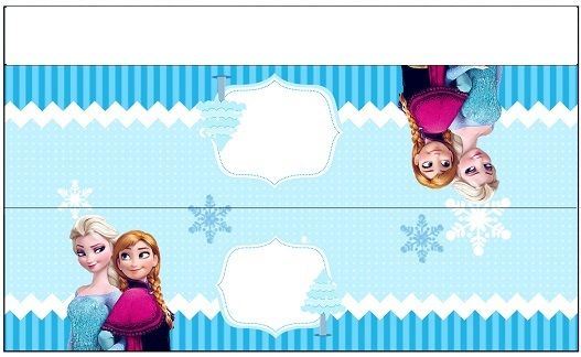 Cierra bolsa Frozen Ok