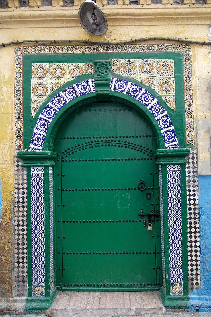 The Magic Essaouira. The Green. by Marina Borisova