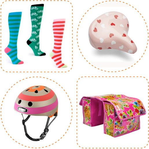bike accessories | ... bicycle accessories for women! | KID independent – handmade for kids