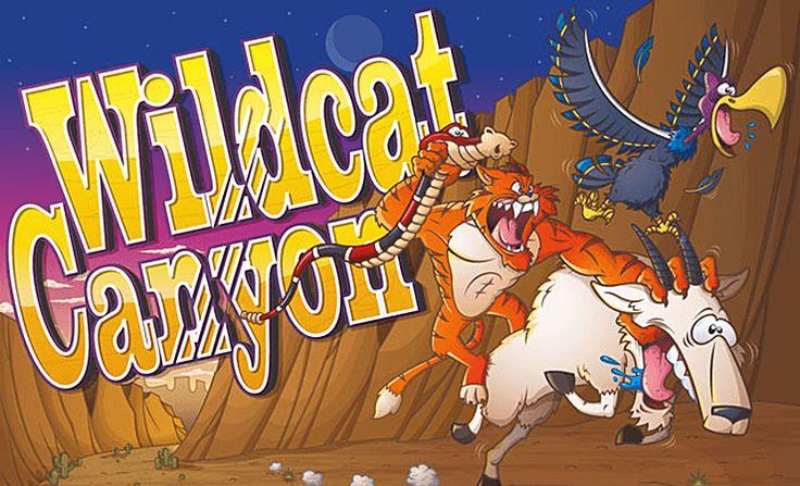Harika bir oyun macerasını yaşamaya hazır olun! NextGen Gaming firmasının Wild Cat Canyon bedava slot makinesi sizi vahşi kanyona getirecektir! 5 makaralı ve 25 ödeme çizgili olan oyun wild, scatter sembolleri, bedava çevirme hakları gibi özelliklere sahiptir. Bedava Wild Cat Canyon vahşi slot oyunu siz de oynamayı deneyin!