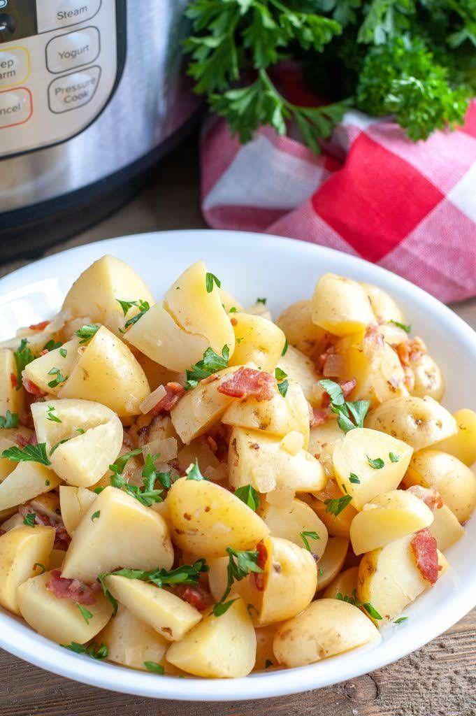 German Potato Salad Recipe All Recipes
