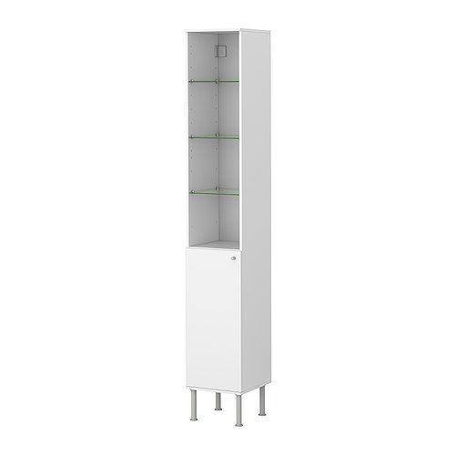 35 FULLEN Hochschrank IKEA Versetzbarer Boden: der Abstand kann dem Bedarf angepasst werden.