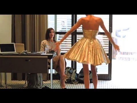Cannes 2013: The Story of the Ultimate Gold Collection Fashion Show