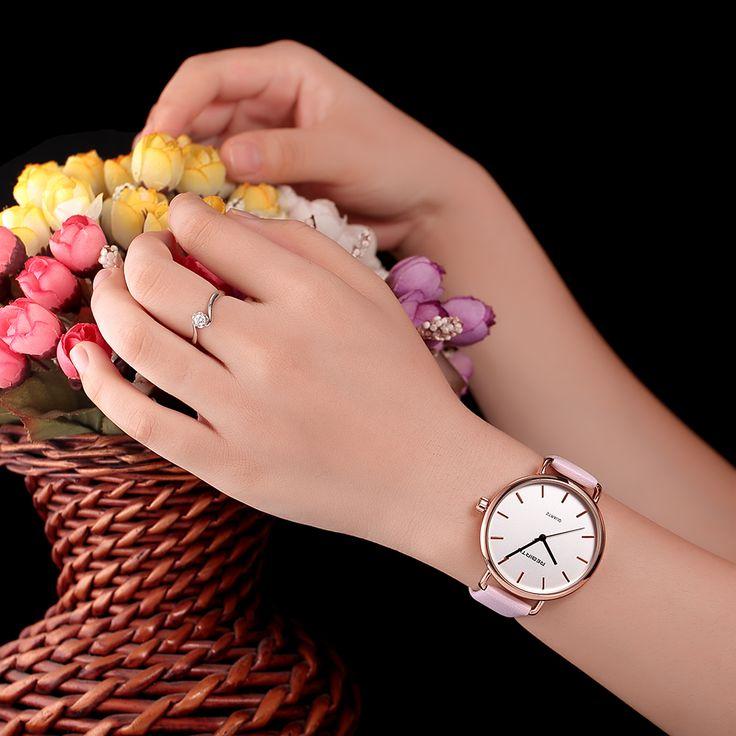 Senhora Relógios 2017 Marca De Luxo Da Pulseira Mulheres Relógio de Quartzo Moda Casual Relógios de Pulso À Prova D' Água Relogio feminino Montre em Relógios das mulheres de Relógios no AliExpress.com | Alibaba Group