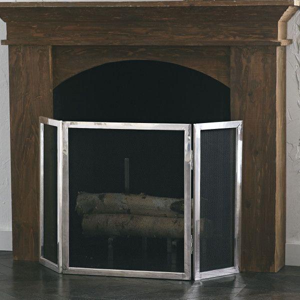 Modern Stainless Steel Fireplace Screen - NEW - 25+ Best Ideas About Modern Fireplace Screen On Pinterest