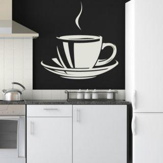 Наклейка для дома от 2stick.ru Перерыв на чашку кофе